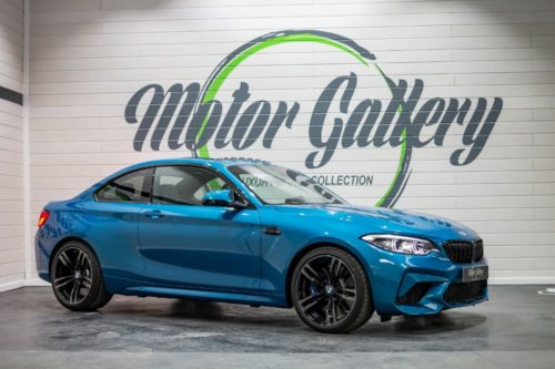 BMW - M2 COMPETITION