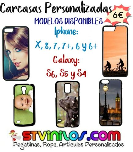 CARCASA FUNDA MOVILES GALAXY S4 S5 S6