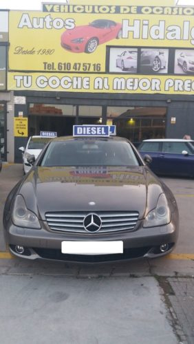 MERCEDES-BENZ - CLK