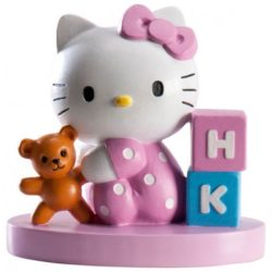 DIVERTIDA FIGURA DE PASTEL O TARTA DE HELLO KITTY