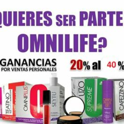 DISTRIBUIDORES EN MADRID DE PRODUCTOS OMNILIFE