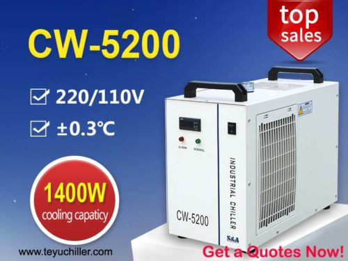 cw5200chiller